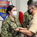 Springfield Native receives Navy and Marine Corps Achievement Medal serving in Japan
